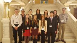Madison Hosts the Legislature by KatieBergheim