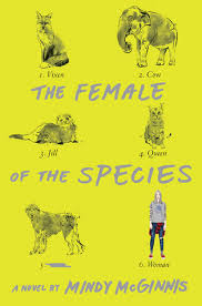 The Female of the Species: a novel review by CCGraham