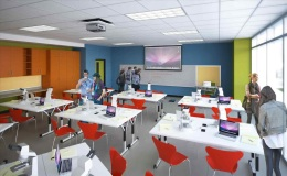 Creating a Comfortable Classroom Environment by: AilinMontgomery